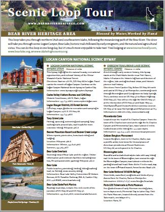 Order Online and Printed Brochures - Bear River Heritage Area