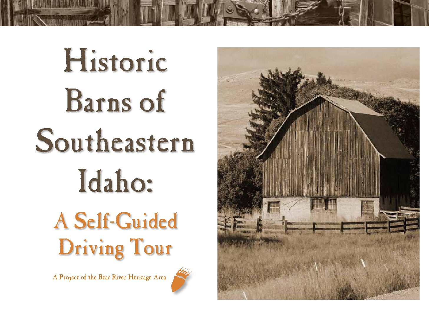 Historic Barns of Southeastern Idaho