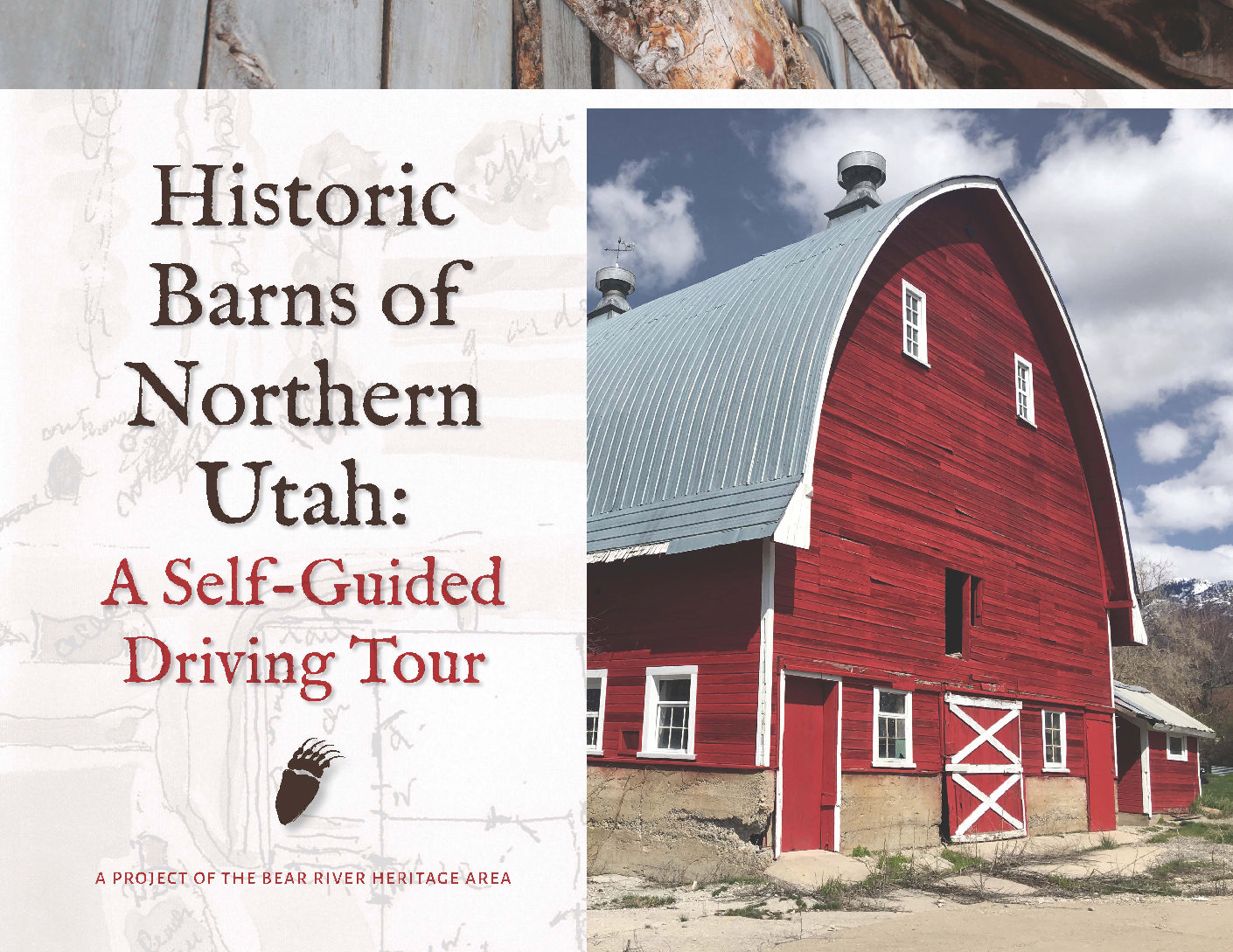 2017 Edition of Historic Barns of Northern Utah: A Self-Guided Driving Tour