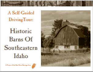 Historic Barnes of Southeast Idaho