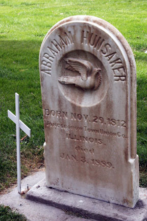 Historic Brigham City cemetery, Discovering Symbolism