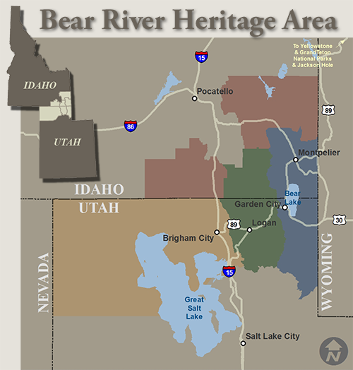 Bear River Heritage Area History Birdwatching And Lodging