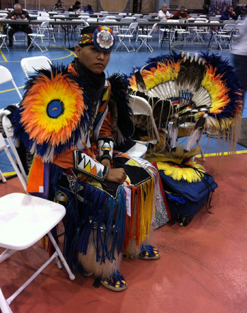 Utah State Native American Student Council Pow Wow